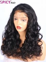 200% density Loose wave for women full lace wig