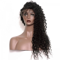 Spicyhair 300% density true to Full  kinkycurly lace front wig
